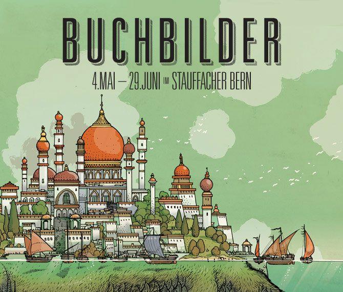 buchbilder - Jared Illustrations