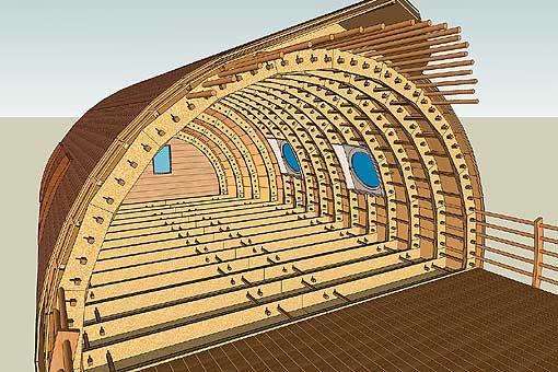 maison chalet maisons bois construction pinterest. Black Bedroom Furniture Sets. Home Design Ideas