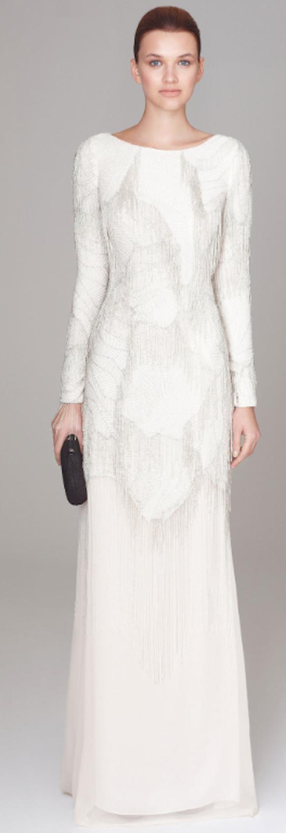 Dress by Halston