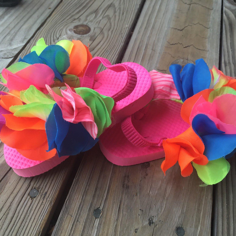 Hawaiian sandals available! ;)