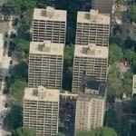 Algonquin Apartments 1951|Mies van der Rohe