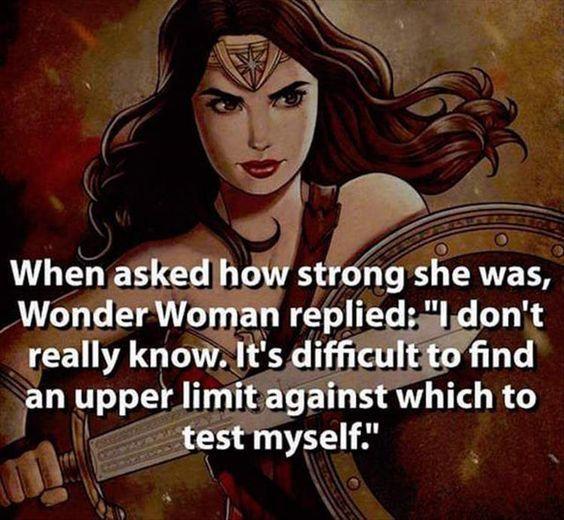 wonderwoman facts dccomics cosplay