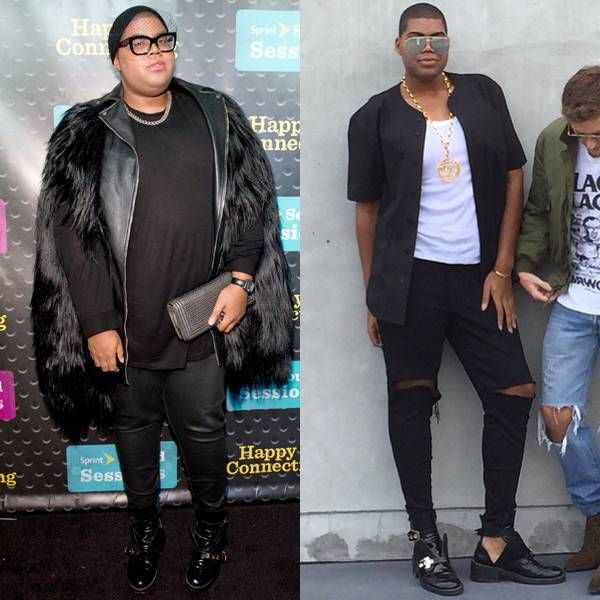 Ej Johnson From Celebrity Weight Loss Movie Stars And Show Biz