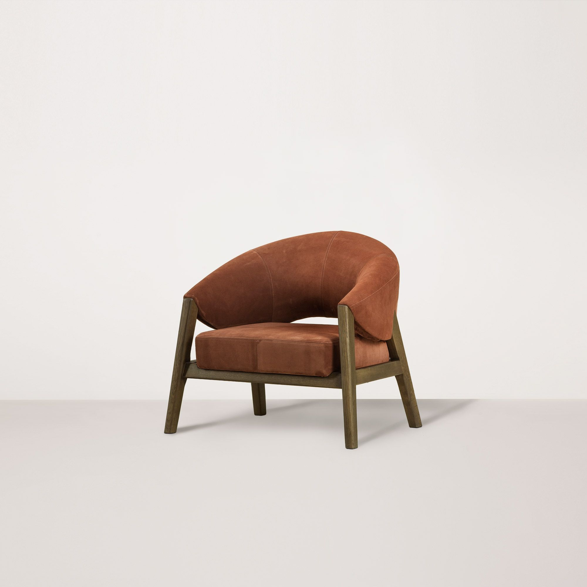 APORA Lounge Chair by Bruno Moinard