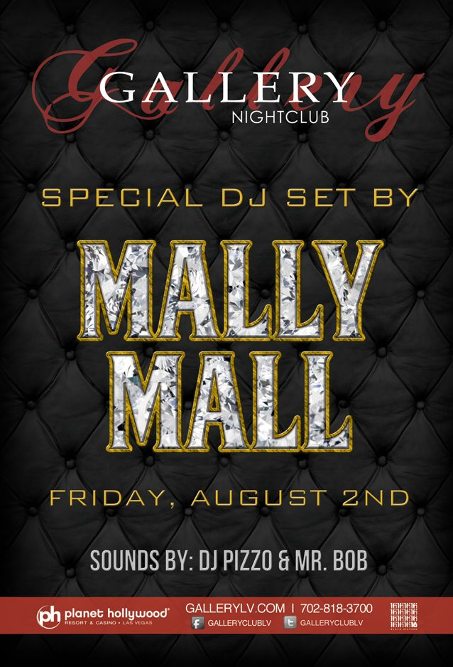 w/ Mally Mall @ Gallery ~on~ August 2