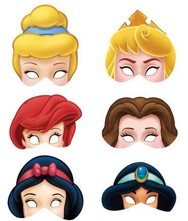 1e5e4d717cc máscaras princesas