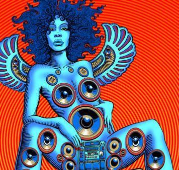 Fantastic Breath Of Life Erykah Badu Erykah Badu Live Remixes Mixtape Hairstyles For Men Maxibearus