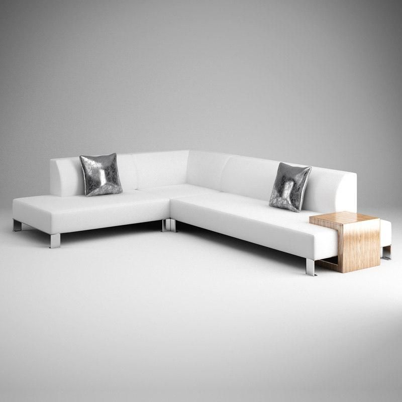 Cgaxis White Modern Sofa 13 3d Model Ad Modern White Cgaxis Model Modern Sofa Furniture Design Modern Sofa