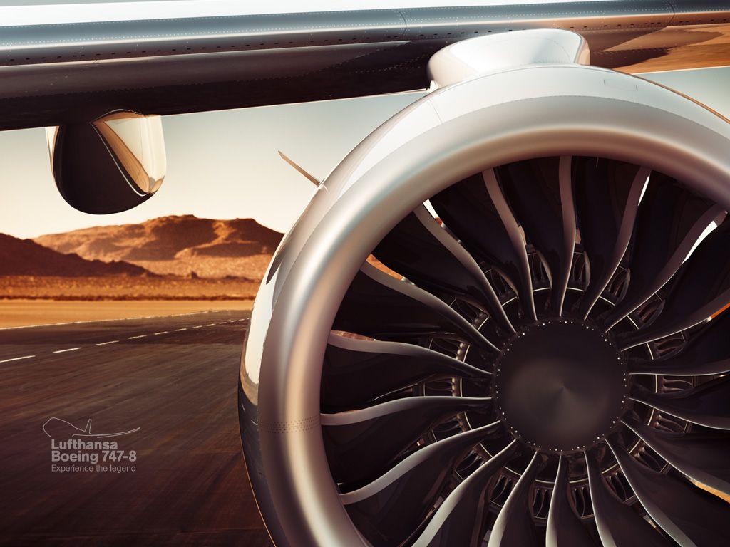 Lufthansa Boeing 747-8   Lufthansa Rocks   Aircraft engine, Jet engine, Aviation
