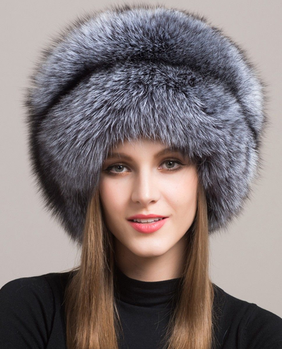 f7abe8216a76be Fox Fur Hat | Fur Collections | Fox fur, Fox hat, Hats