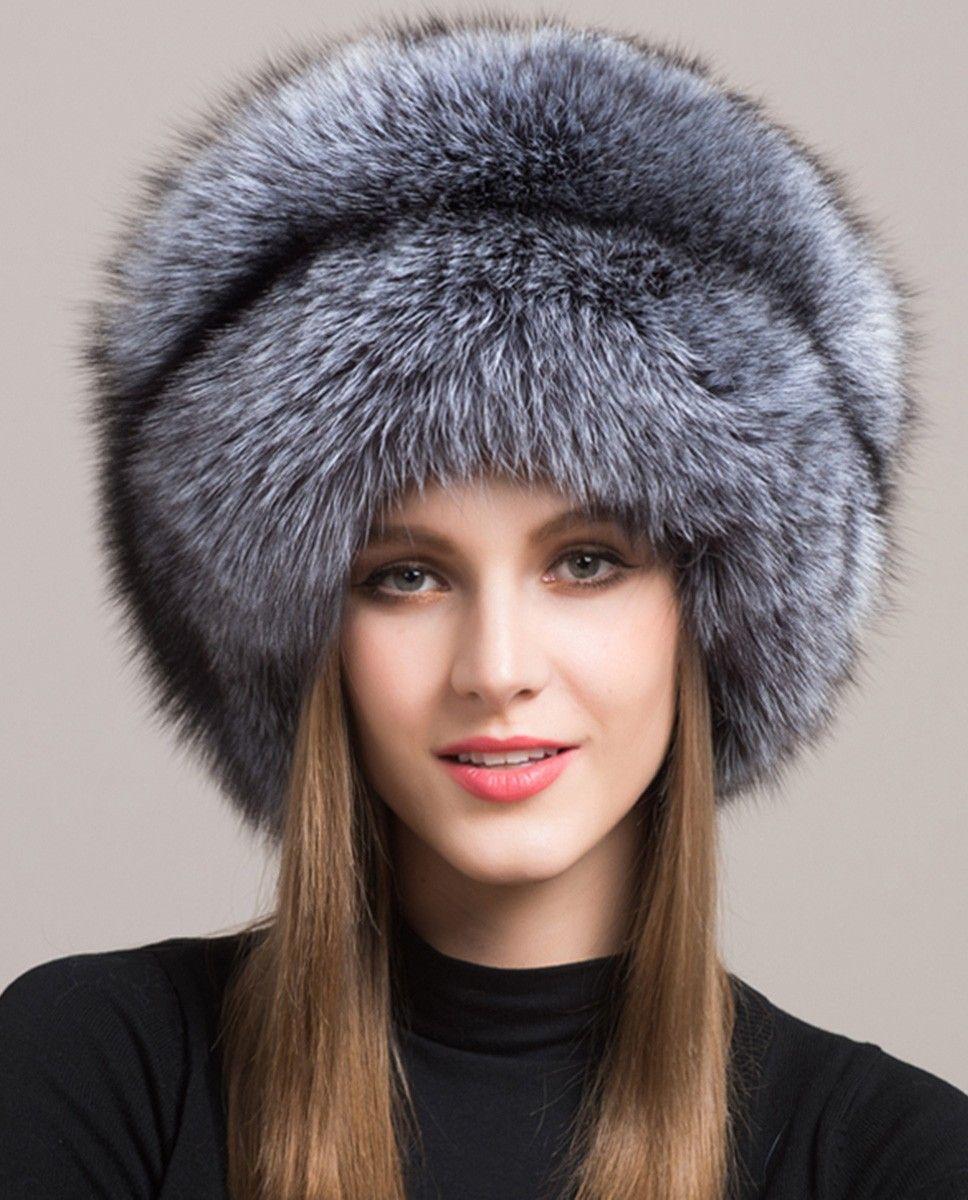 a72045bedb3 Fox Fur Hat