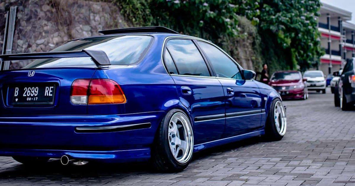 Gambar Mobil Honda Civic Ferio Modifikasi Mobil Honda
