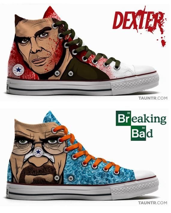 ca03a8347 Dexter and Breaking Bad Current Tv