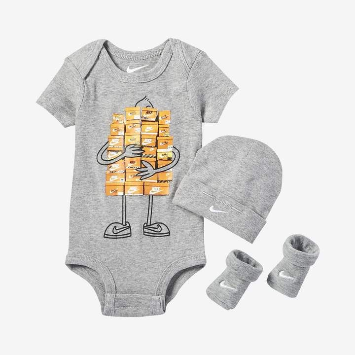 55f698570 Nike Sneaker Spree Infant/Toddler Three-Piece Set | Products | Baby ...