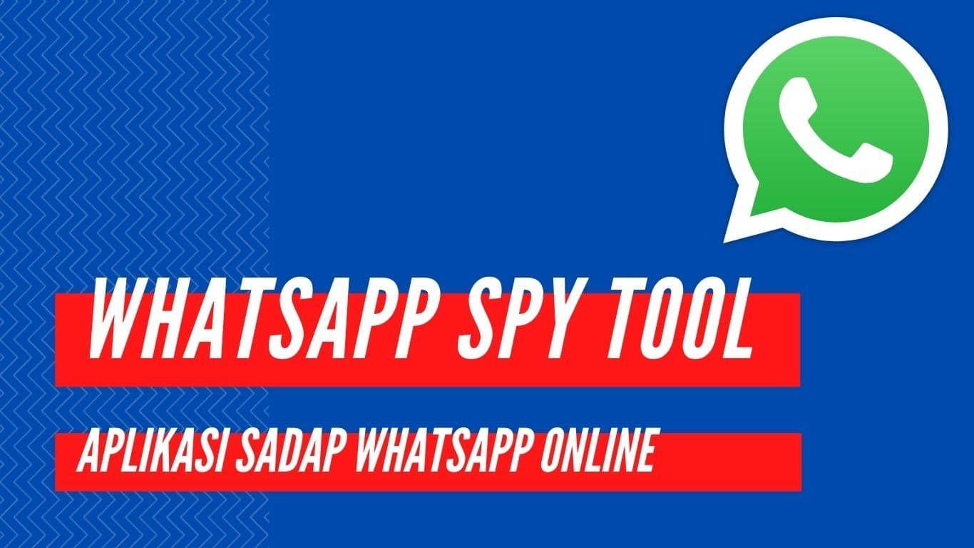 Whatsapp Spy Tool Aplikasi Sadap Wa Tanpa Verifikasi 2020 Logo Aplikasi Aplikasi Iphone