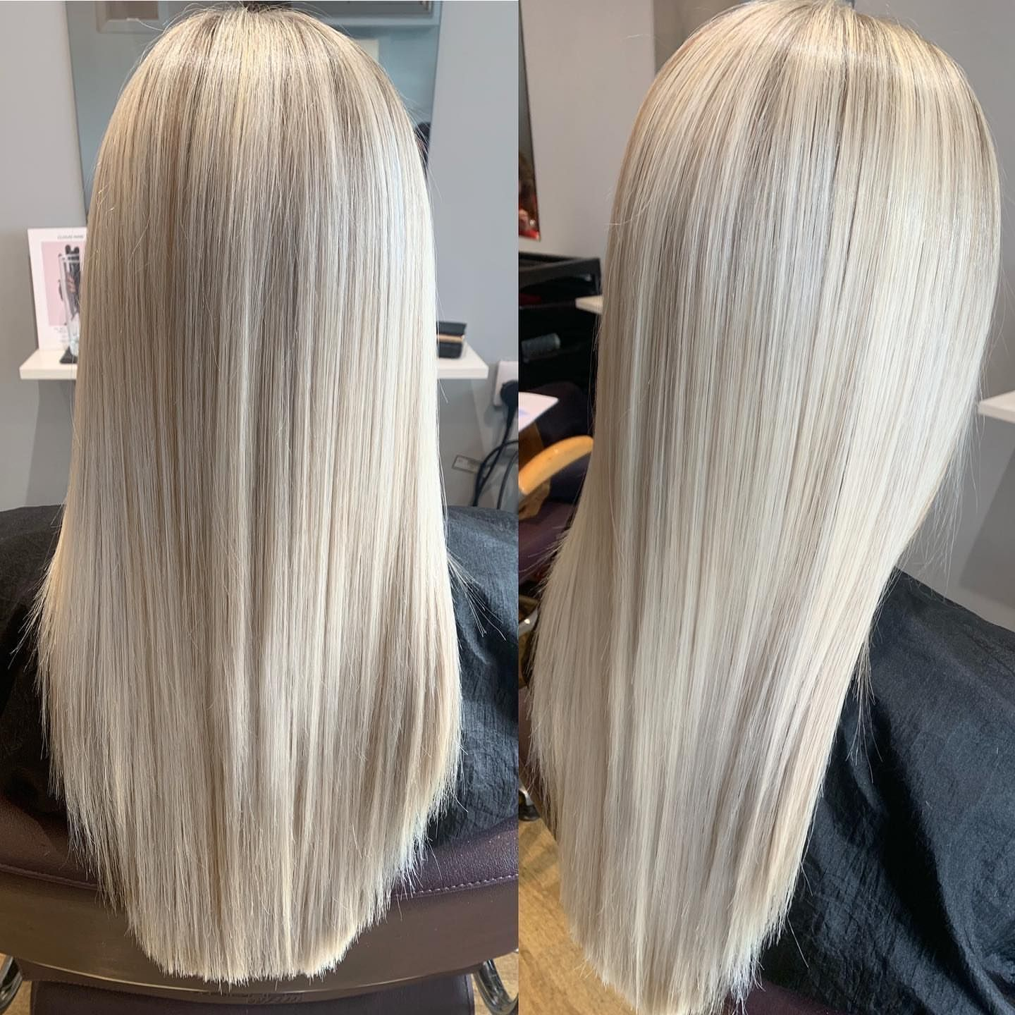 • PLATINUM BLONDE✨ Platinum blonde highlights and smooth finished with added @kebelo bondage.  #hairgoals #hairenvy #hairtrends #hairtransformation #platinumblonde #blonde #highlights #haircolour #platinumblondehighlights • PLATINUM BLONDE✨ Platinum blonde highlights and smooth finished with added @kebelo bondage.  #hairgoals #hairenvy #hairtrends #hairtransformation #platinumblonde #blonde #highlights #haircolour #platinumblondehighlights • PLATINUM BLONDE✨ Platinum blonde highlight #platinumblondehighlights