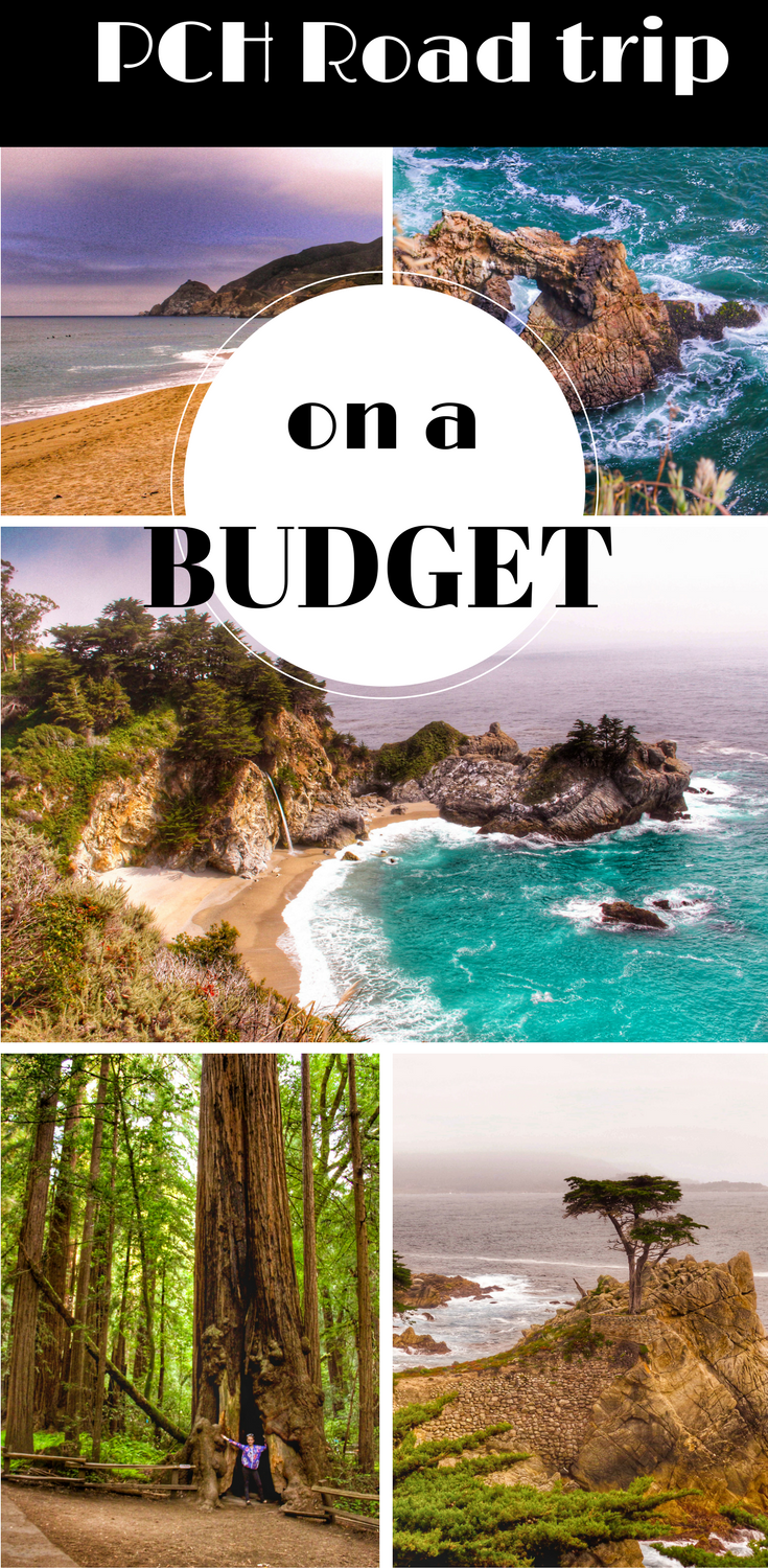 How To Road Trip The California Coast On A Budget Highway 1 Travel