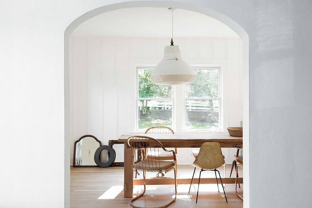 This Crazy Cool Designer Specializes In All White Interiorsu2014This Is Her  Secret