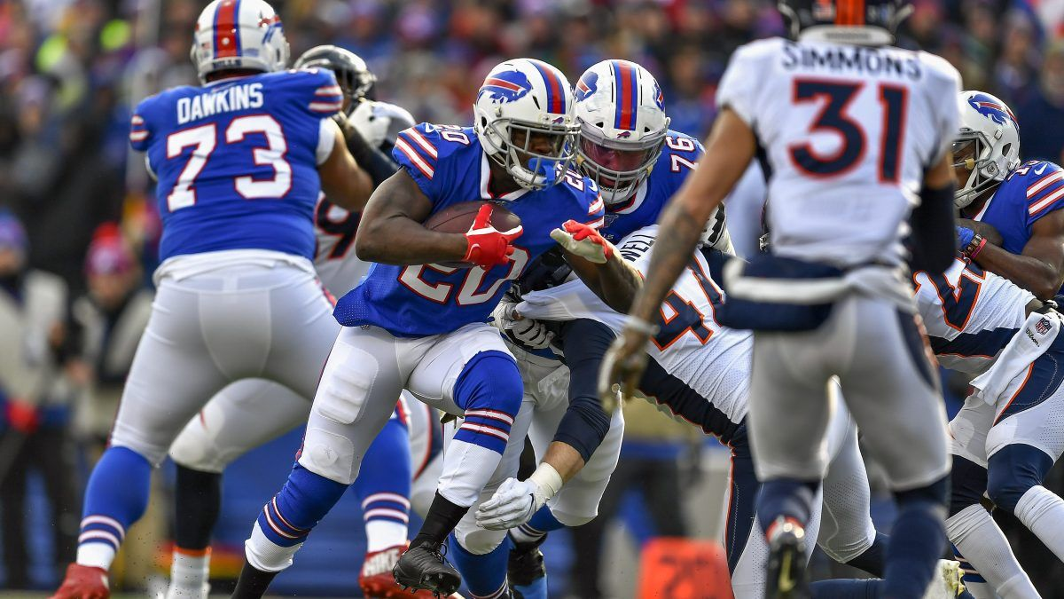 Bills win, Frank Gore now third on alltime rushing list