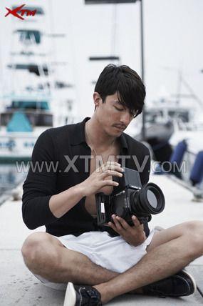 Daniel Henney: blog Naver