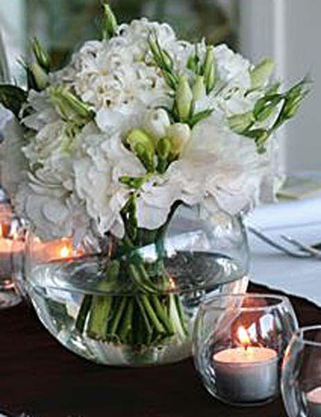 Small Fishbowl Vase Tasteful Events Pinterest Fishbowl