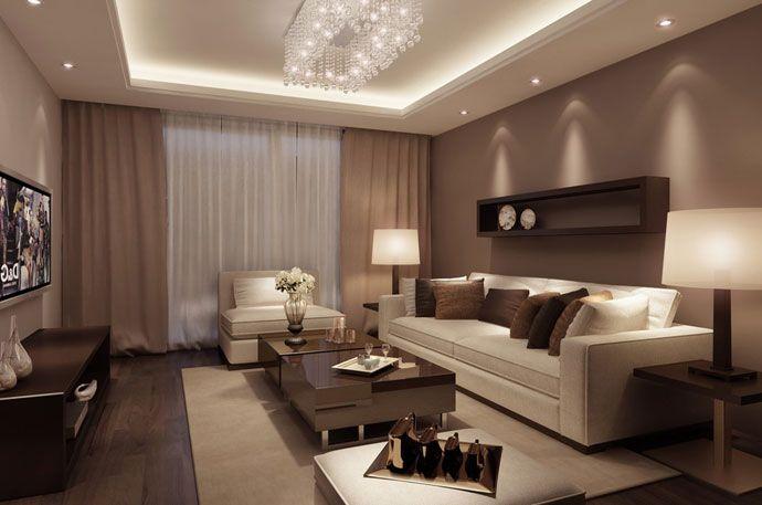 Идеи интерьера для зала 18 кв.м. фото