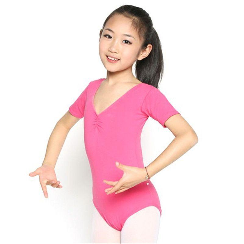 Child Girls Kids Solid Multicolor Slim <font><b>Ballet</b></font> Gymnastics Jumpsuit Leotards 3-12Y. >> See more at the picture link