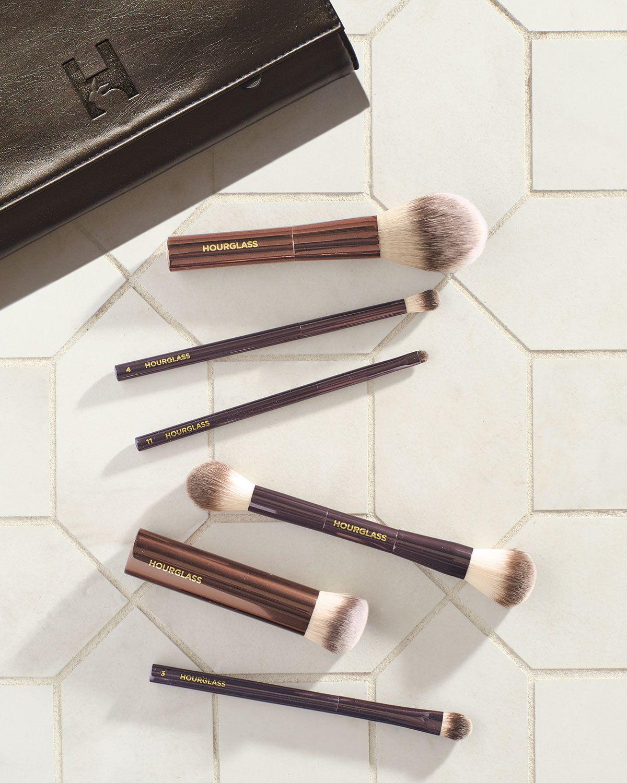Hourglass Cosmetics Vegan Makeup Brush Travel Set (With