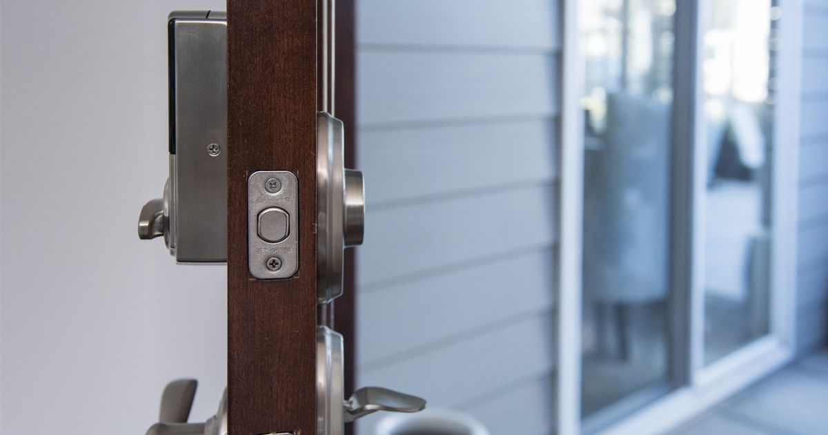 Kwikset Smart Lock Kevo Convert Find The Smart Lock That S Made For Your Life Kevo Convert Has The Smart Lock Functions Smart Door Locks Kwikset Smart Lock