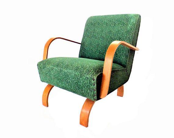 Au Milieu Du Siecle Moderne Chaise Bercante Plie Contreplaque Chaise Danoise Lounge Chaise Modern Rocking Chair Furniture Design Modern Modern Retro Furniture
