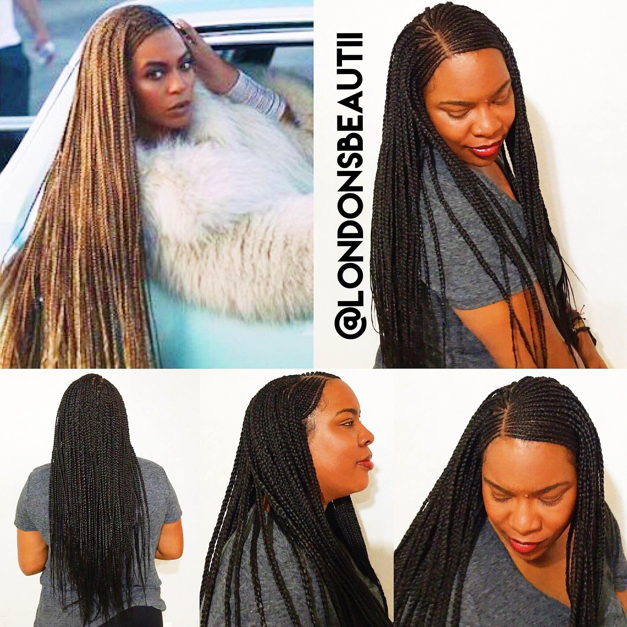 beyonce braided hairstyles fade haircut