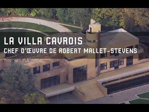 Youtube Villa Cavrois Robert Mallet Stevens Architecte Francais