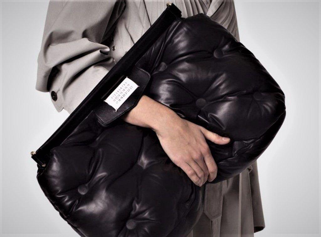 1bb0913a43d7 Maison Martin Margiela Grand Slam Handbags Land At Retail | Bags ...