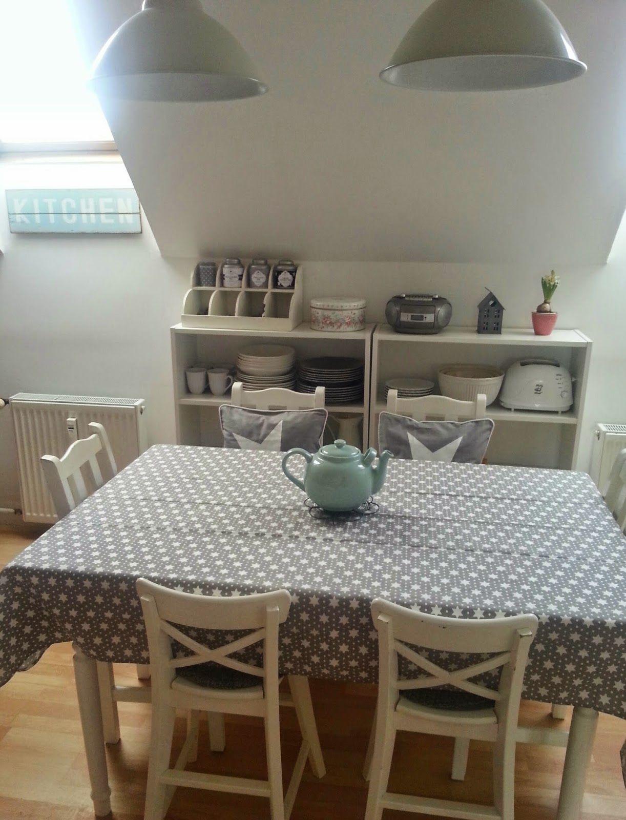 Z Potrzeby Bieli Home Decor Dining Table Furniture