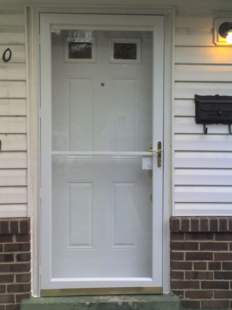 sliding screen front storm doors - Google Search | Front Porch ...