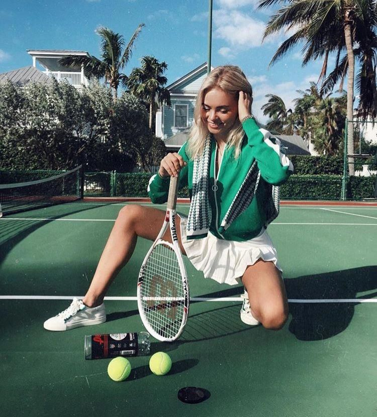 Photography image by Blondehairredlips in 2020 Tennis