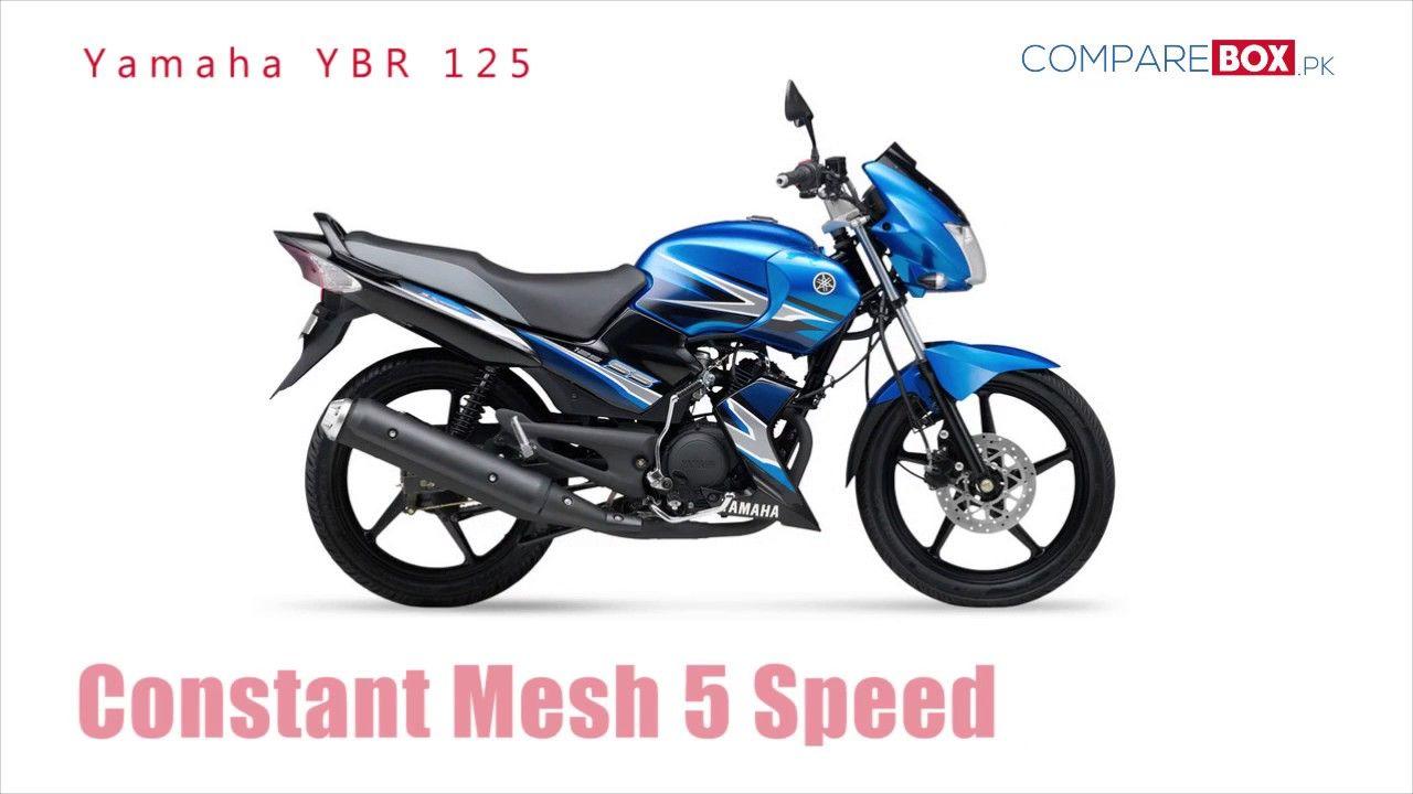 Yamaha Ybr 125 Yamaha Bikes Honda Cr Yamaha
