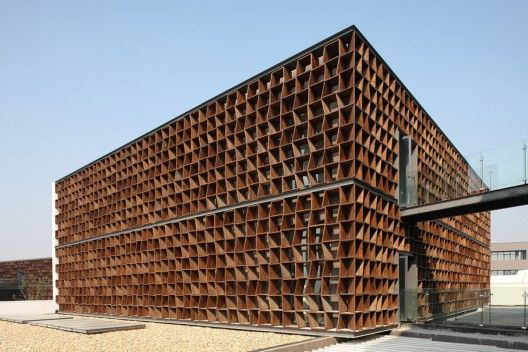 Atelier Deshaus, Plot 6 and Teahouse, Jishan (China), 2007