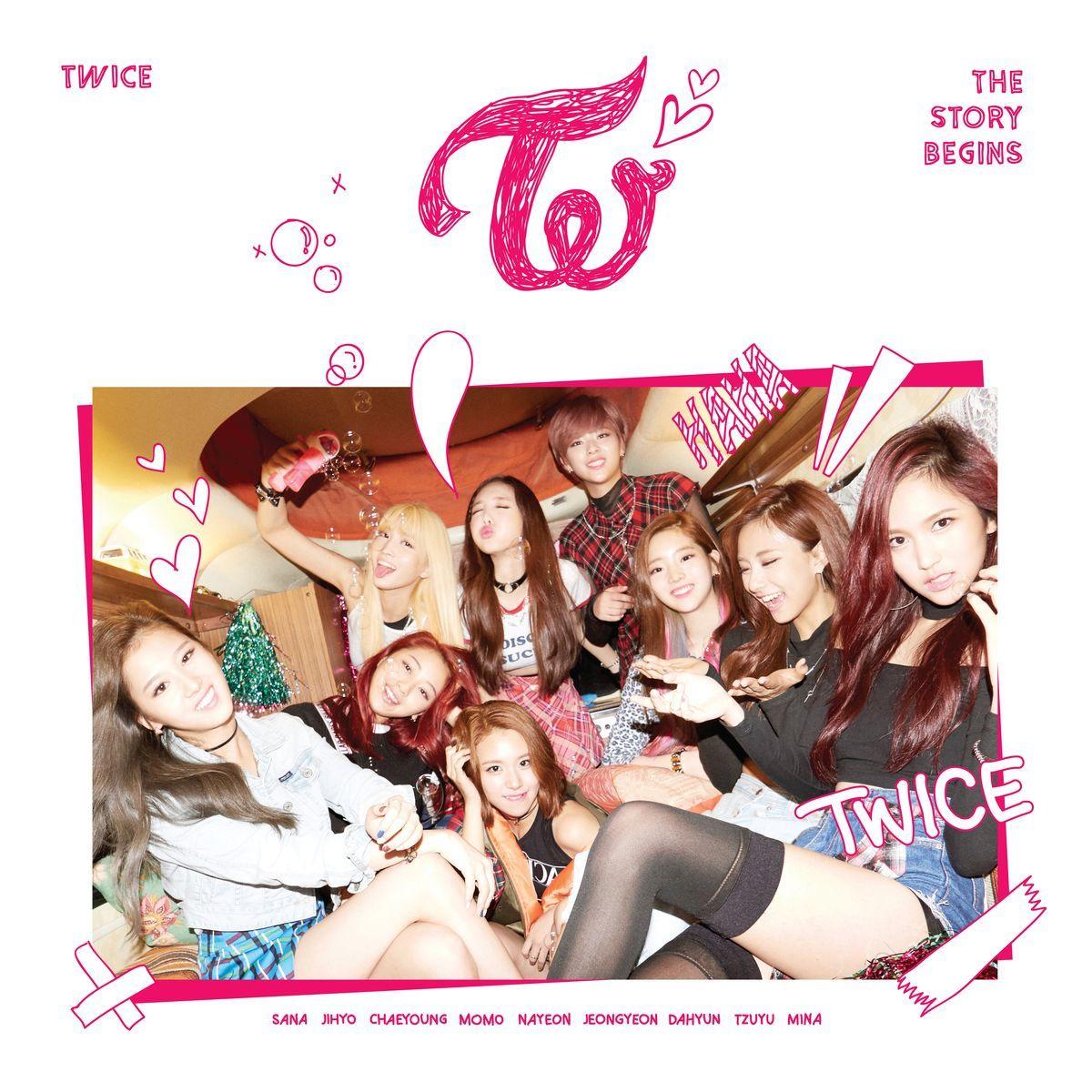 1st Mini Album 'The Story Begins'  #Twice #트와이스 #NaYeon #나연 #JungYeon #정연 #Momo #모모 #Sana #사나 #Jihyo #지효 #Mina #미나 #Dahyun #다현 #Chaeyoung #채영 #Tzuyu #쯔위 #PageTwo #PageTwoEra #TwicePageTwo #CheerUp #TwiceCheerUp