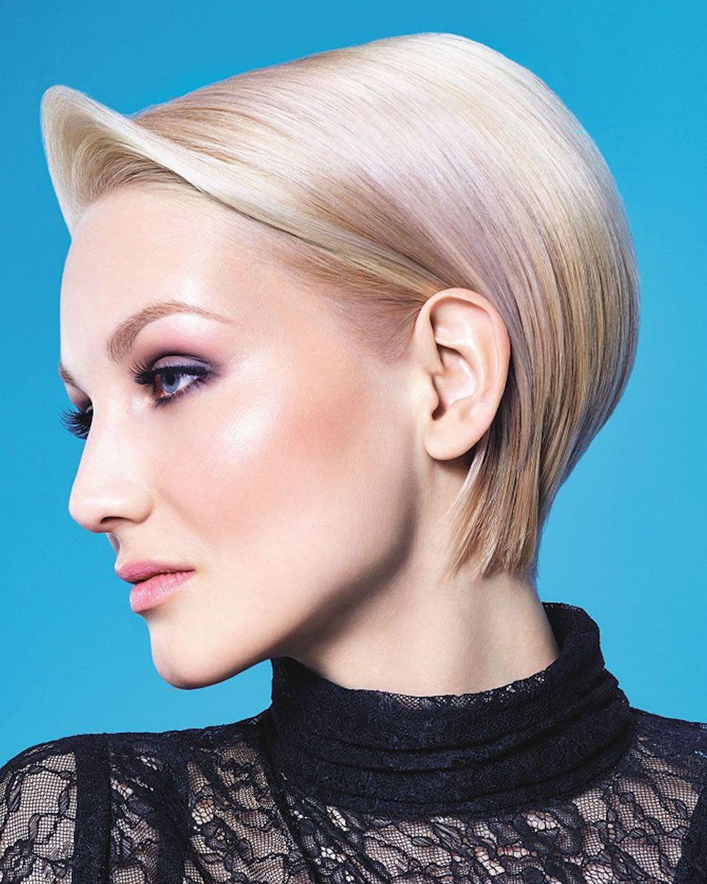 Luxus Russische Frisuren Frauen | Top Frisur Ideen Passen