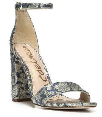 04e66ec3554 Sam Edelman Yaro Ankle Strap Sandal