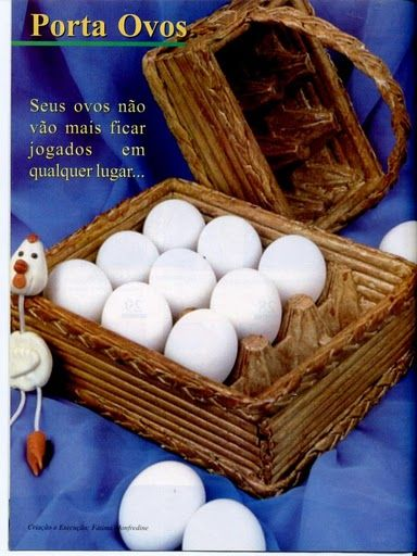 Canasta Para Huevos Manualidades.Canasta Porta Huevos Con Hueveras De Carton 2 Cosas De