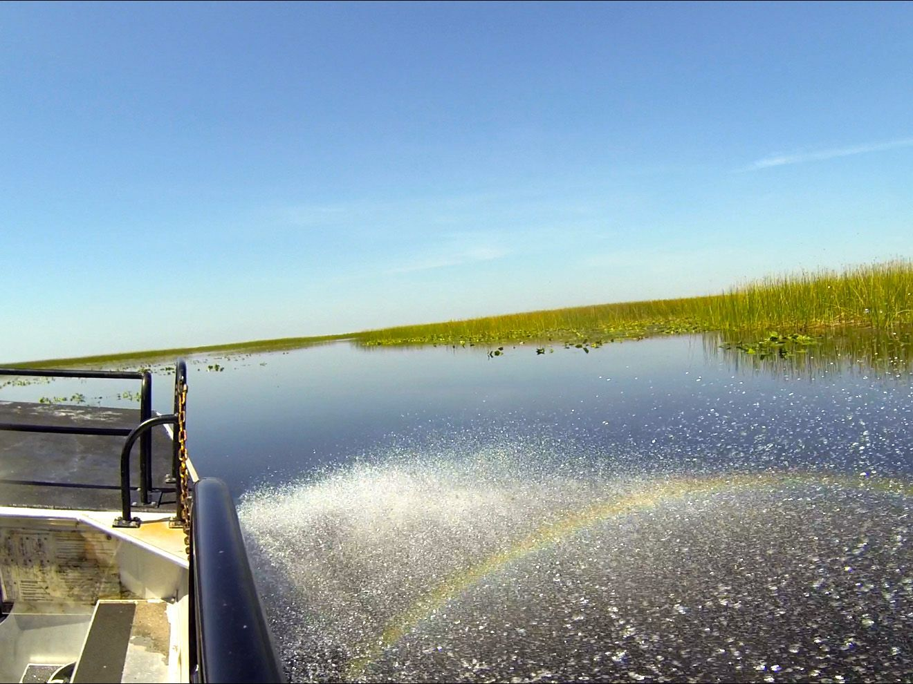 Boggy Creek Airboat Rides In Orlando Airboat rides