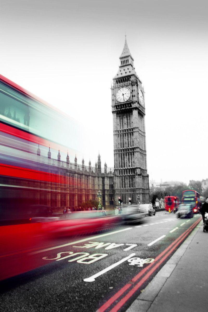 Londres  | Fondos | Shutter speed photography, London