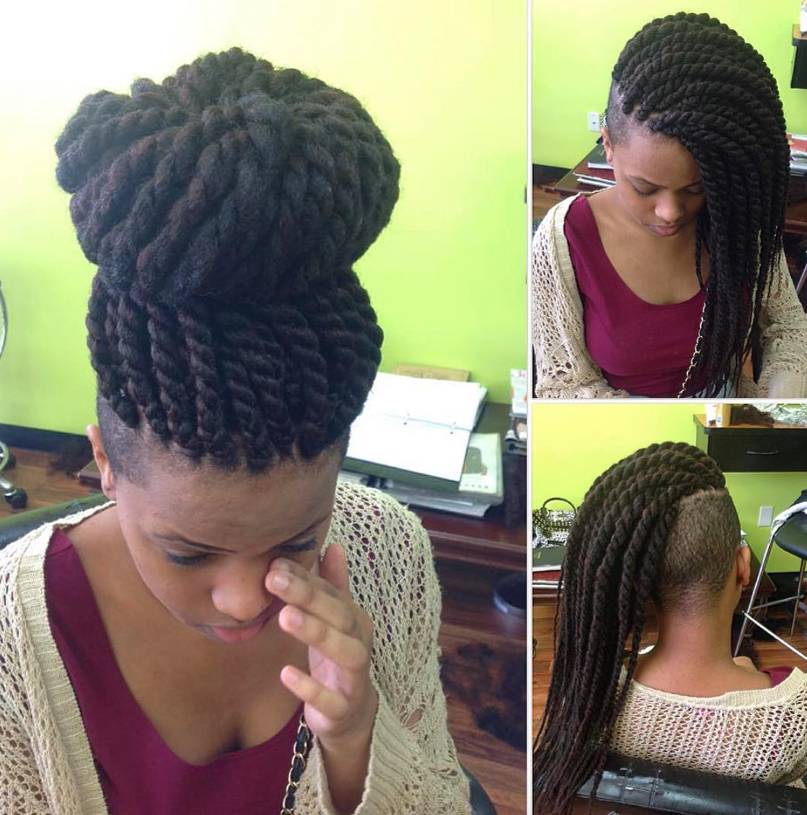 dread hair styles for pin by black hair information coils media ltd on braids 1625