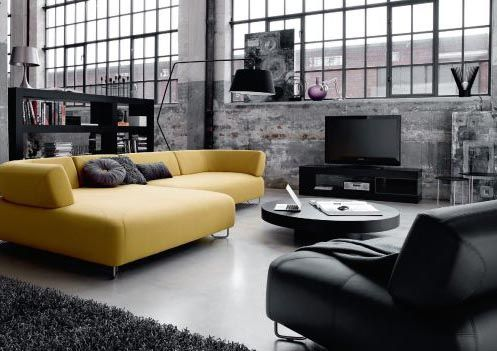 Living Room By Boconcept Interiordesign Brands We Love