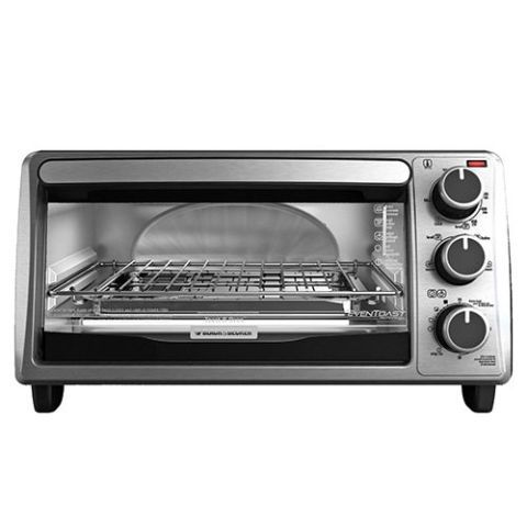Black Decker Convection Toaster Oven With Images Toaster Oven