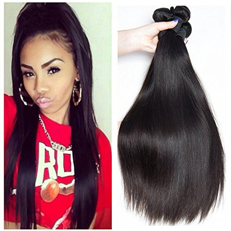 Brazilian Virgin Hair Straight 3 Bundles 7a Virgin Hair Bundle Deals