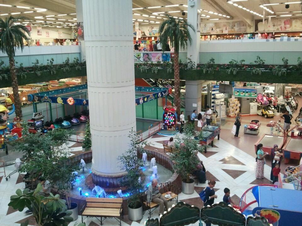 نتیجه تصویری برای Ozdilek Shopping Center