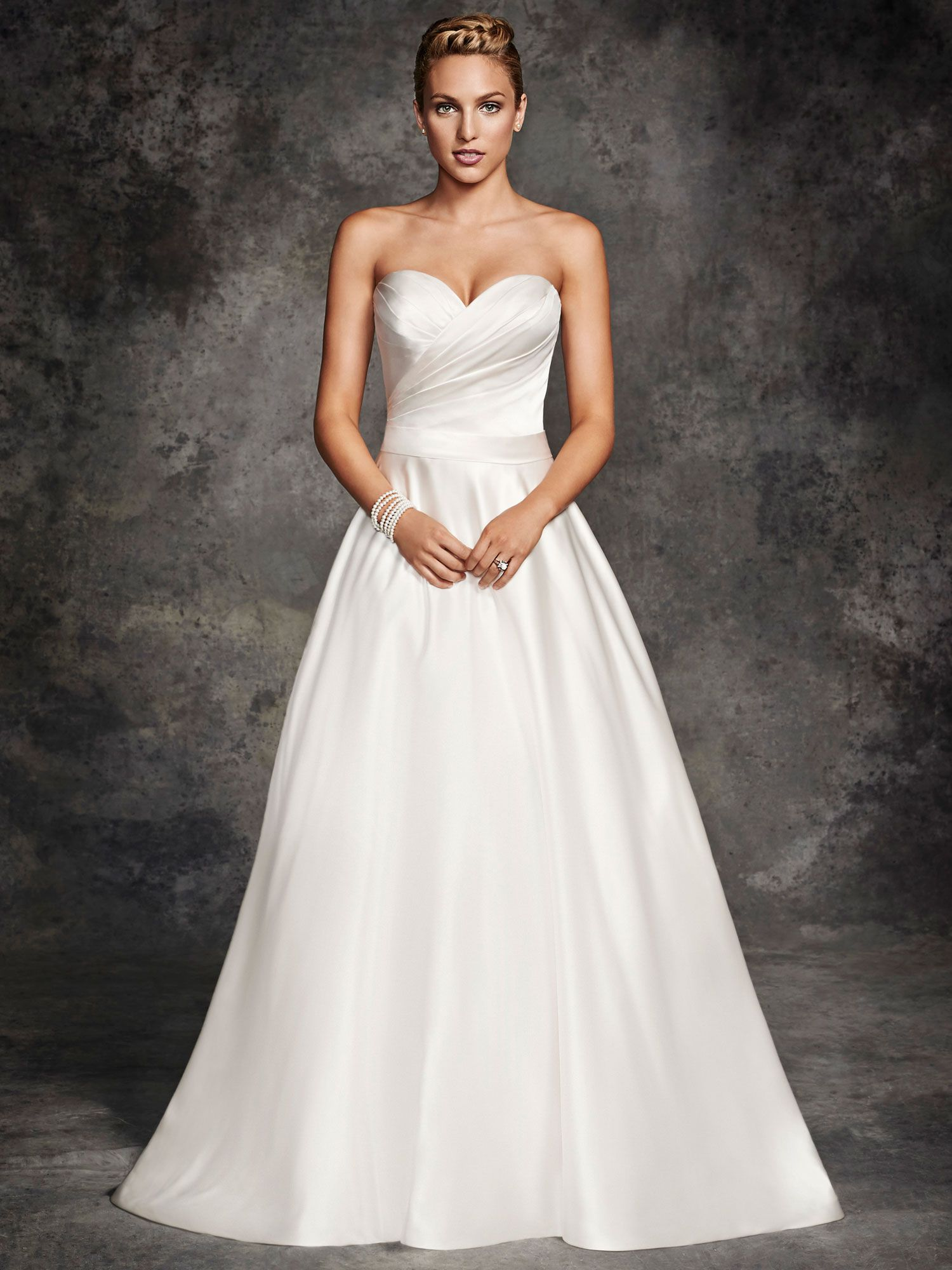 Style be271 bridal gowns wedding dresses ella for Private label wedding dresses